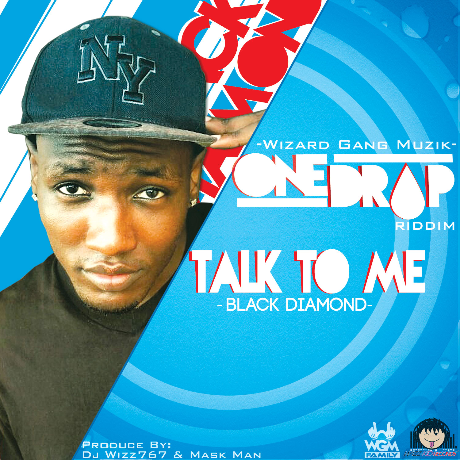 Black Diamond – Talk To Me