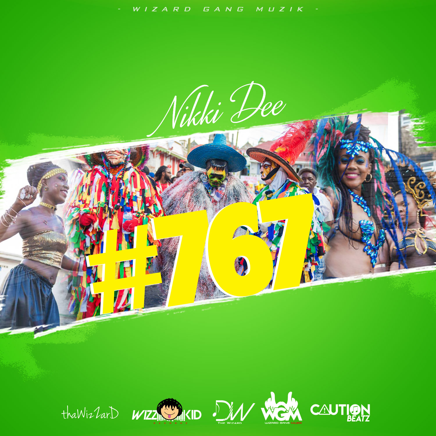 NIKKI DEE – #767 (#767 RIDDIM)