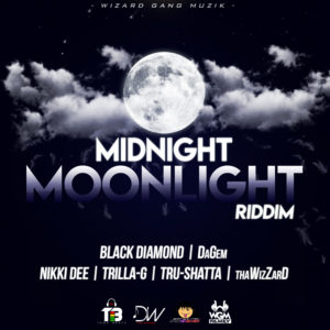 MIDNIGHT MOONLIGHT RIDDIM