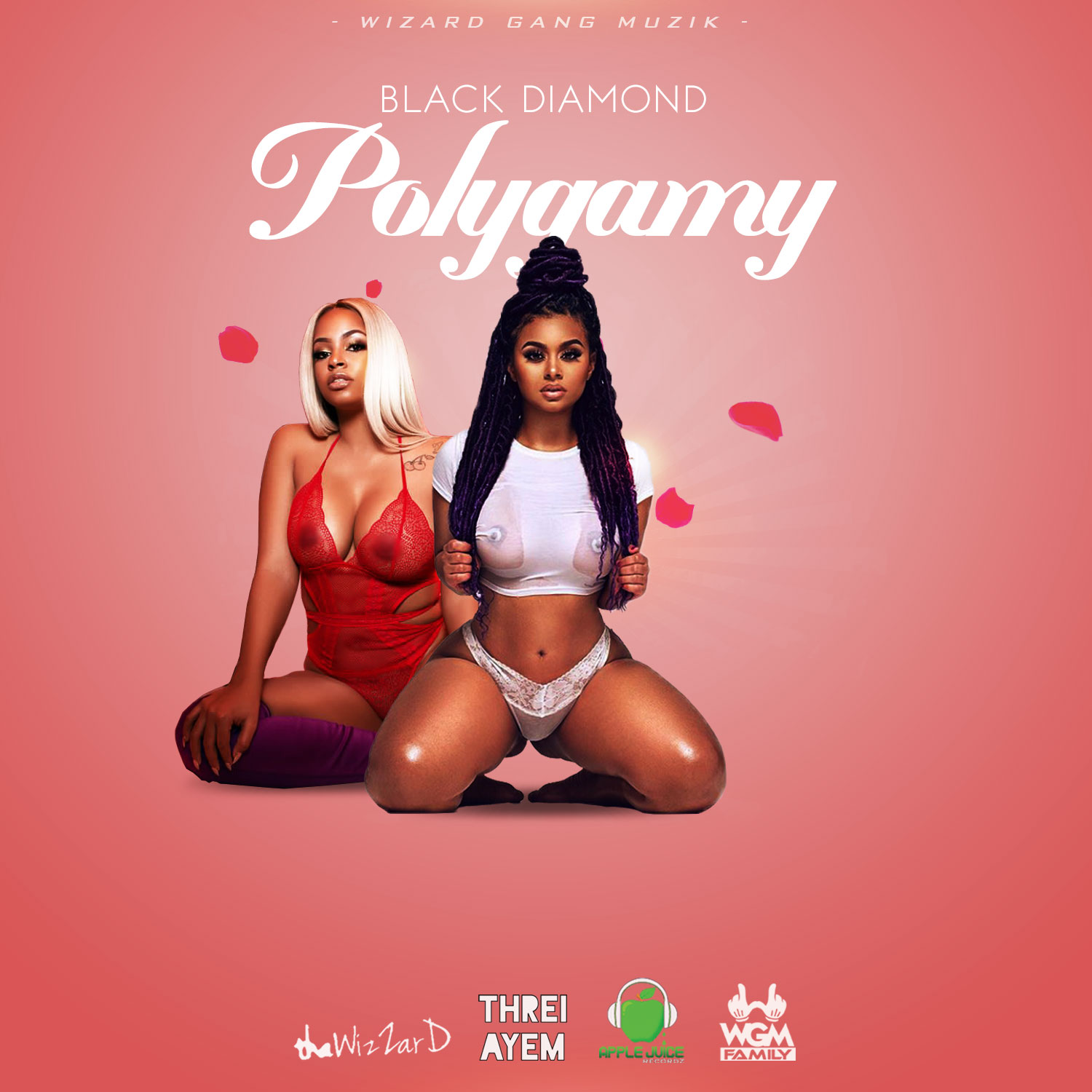 BLACK DIAMOND – POLYGAMY | (RAW & CLEAN)