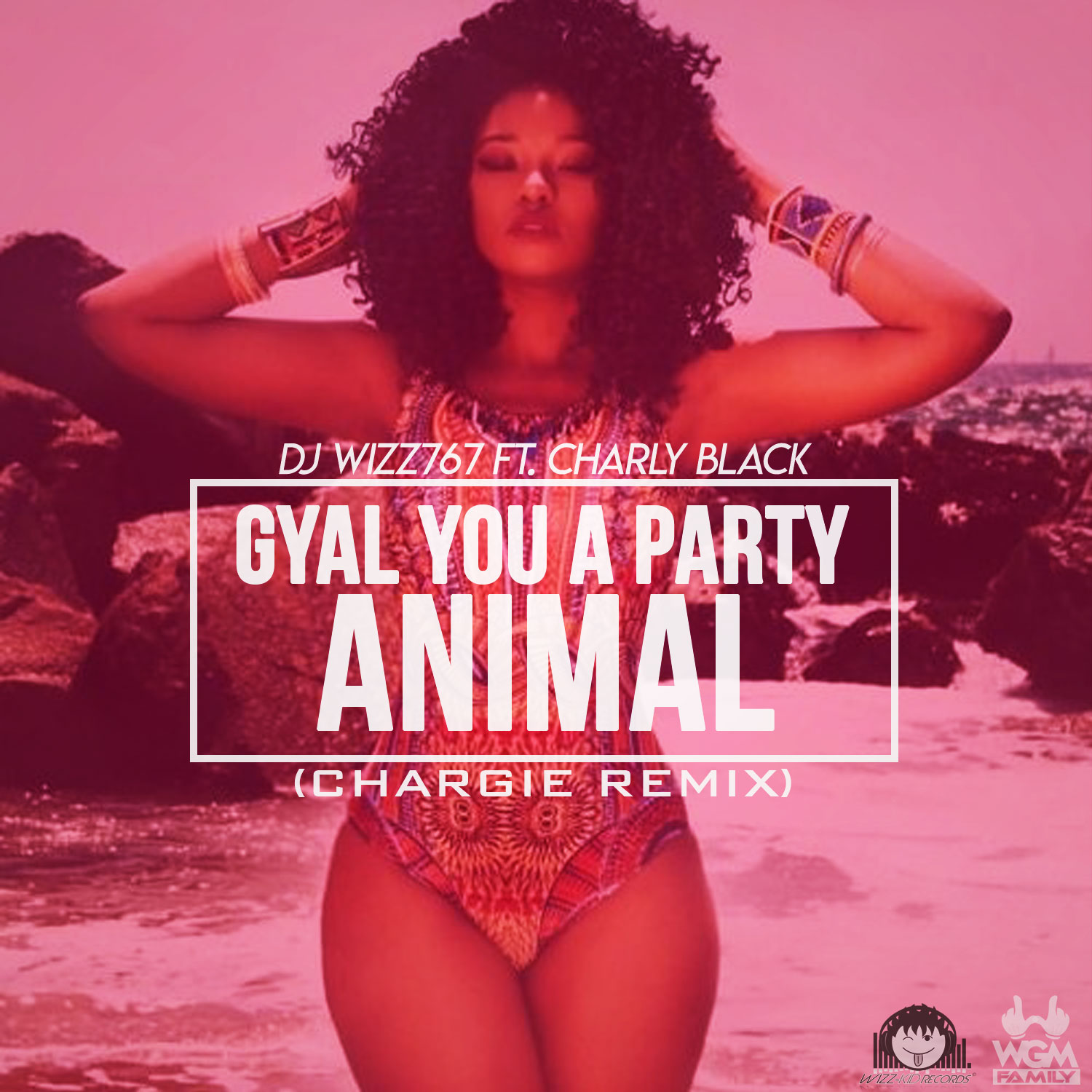 You are currently viewing Dj Wizz767 Ft. Charly Black – Gyal You A Party Animal (Chargie Remix)