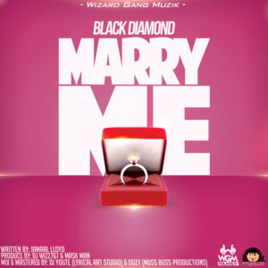Black Diamond – Marry Me