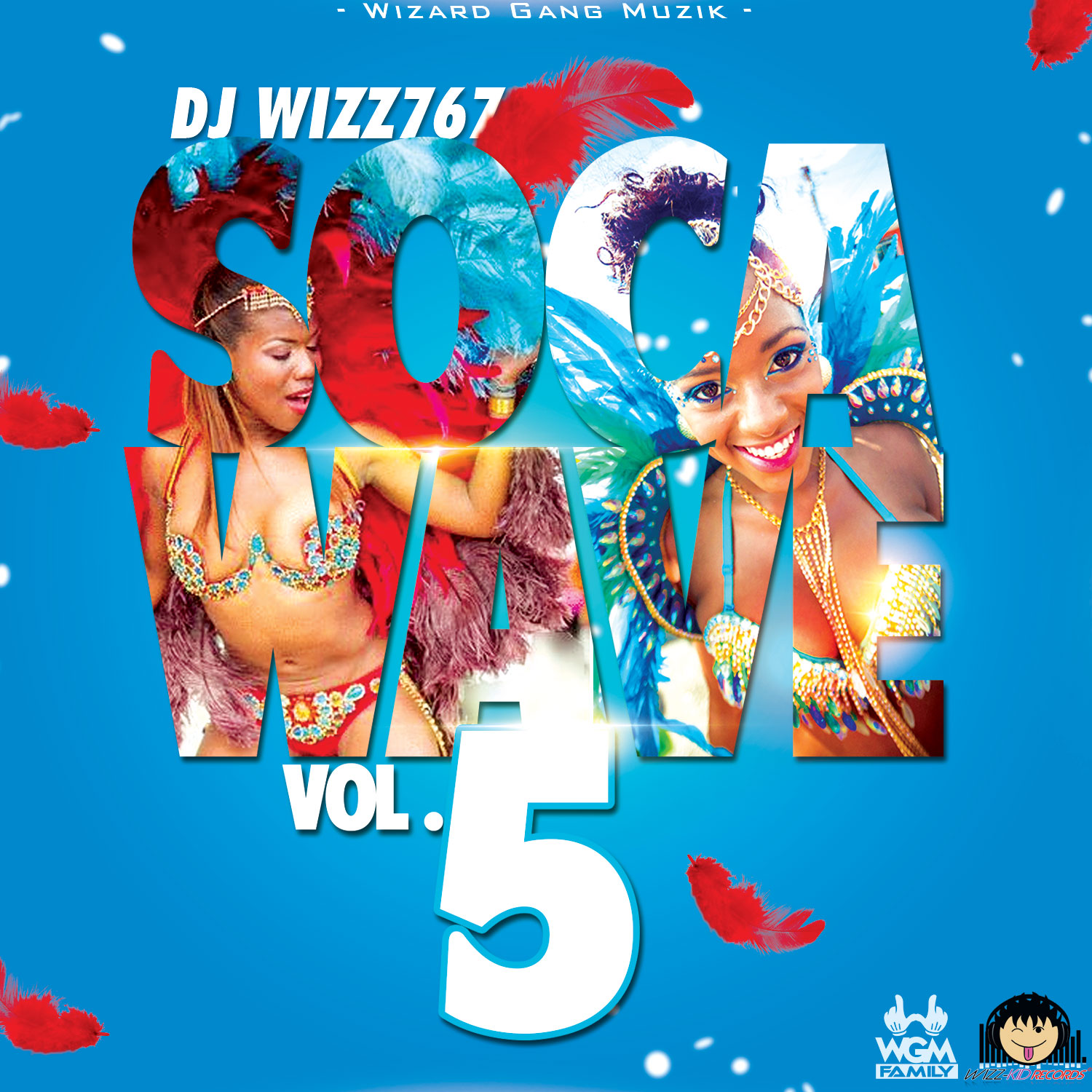Dj Wizz767 – Soca Wave Vol.05