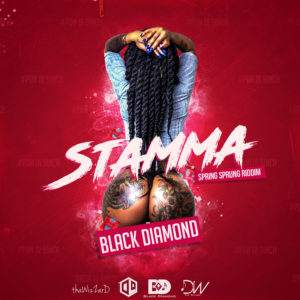 BLACK DIAMOND – STAMMA (RAW & CLEAN)