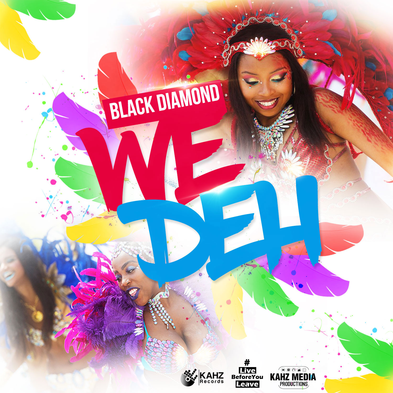 Black Diamond – We Deh