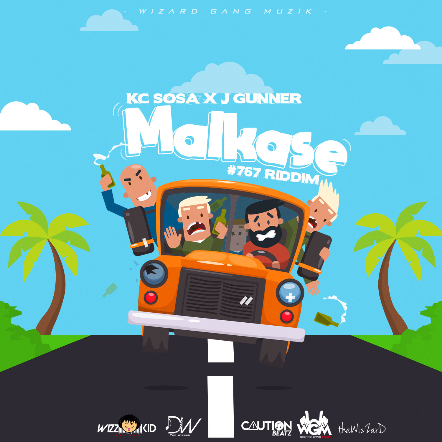 KC SOSA X J GUNNER – MALKASE