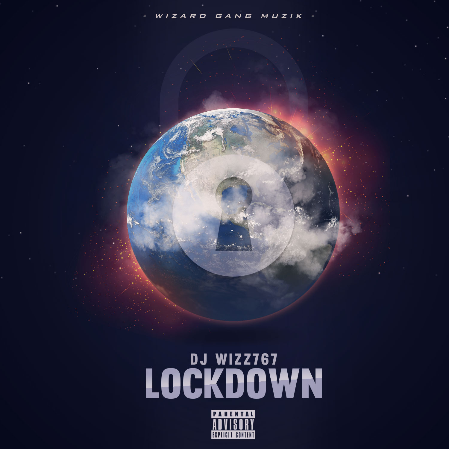 Dj Wizz767 – LOCKDOWN