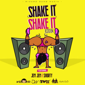 Read more about the article SHAKE IT SHAKE IT RIDDIM