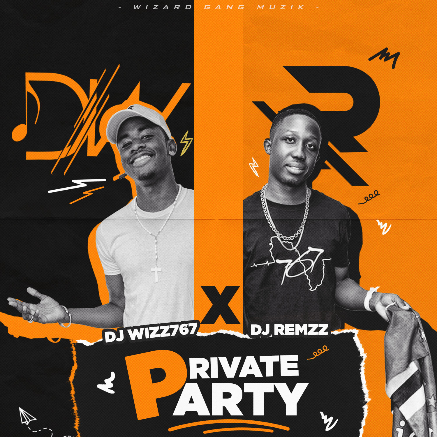 You are currently viewing Dj Wizz767 x Dj Remzz – PRIVATE PARTY