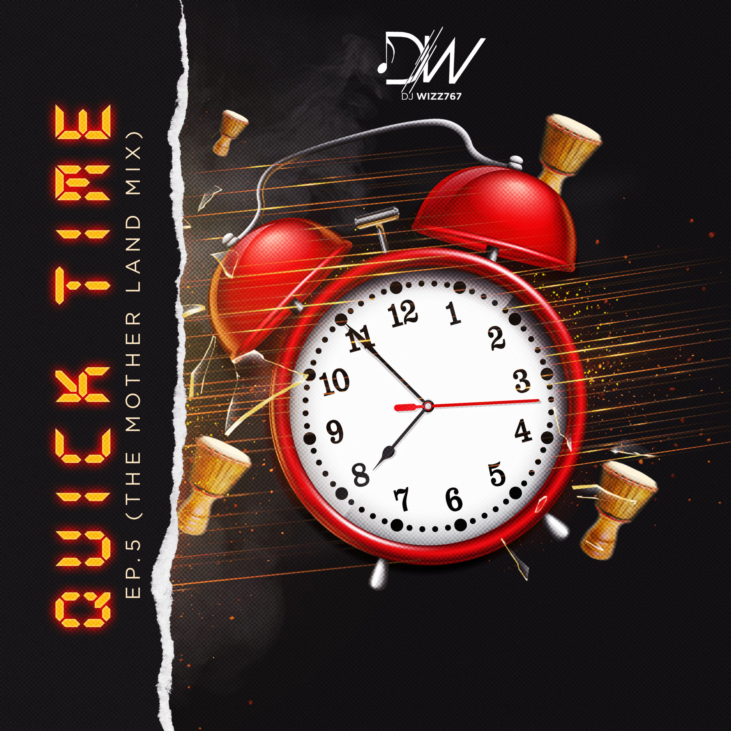 You are currently viewing Dj Wizz767 – QUICK TIME EP.5 (THE MOTHERLAND MIX)